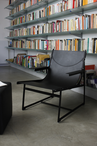 Skin 1105 Armchair by Vibieffe