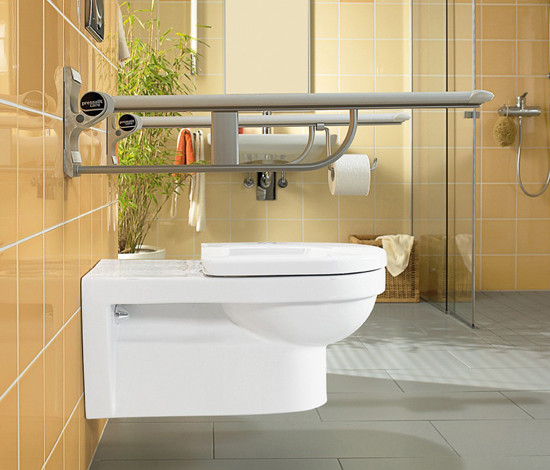 Omnia architectura WC by Villeroy & Boch