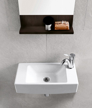 Pure Basic Mirror with lighting de Villeroy & Boch