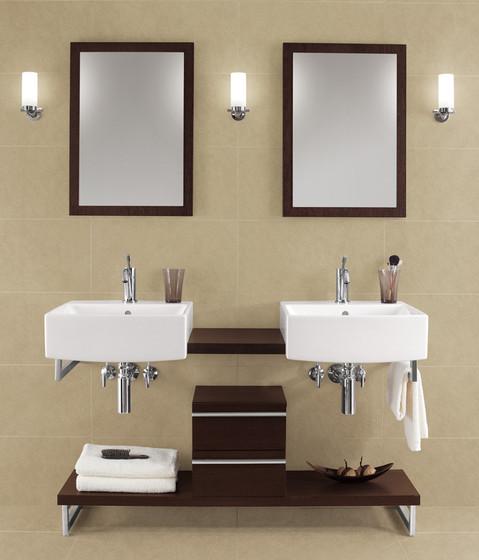 pure basic von villeroy boch handwaschbecken. Black Bedroom Furniture Sets. Home Design Ideas