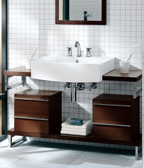 Pure Basic Handwashbasin by Villeroy & Boch