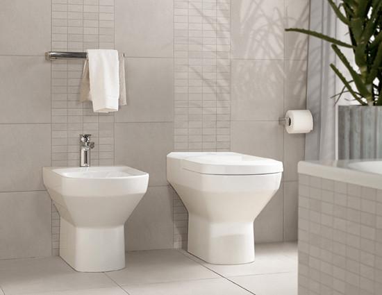 Sentique Vanity double washbasin by Villeroy & Boch