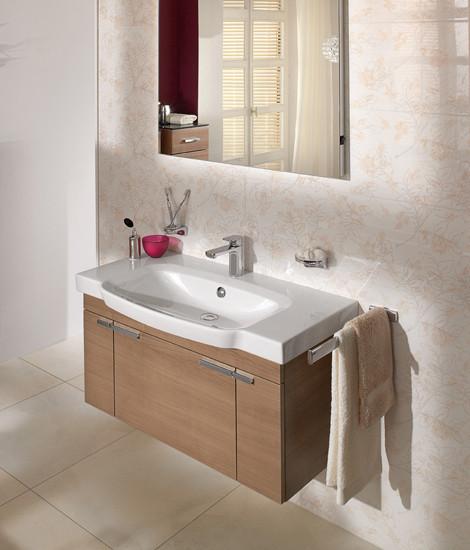 Sentique Vanity unit for washbasin by Villeroy & Boch