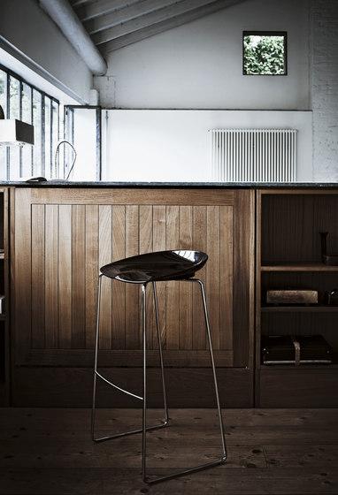 Flan stool by Desalto