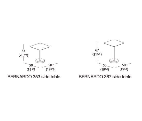 BERNADO 367 by Roda