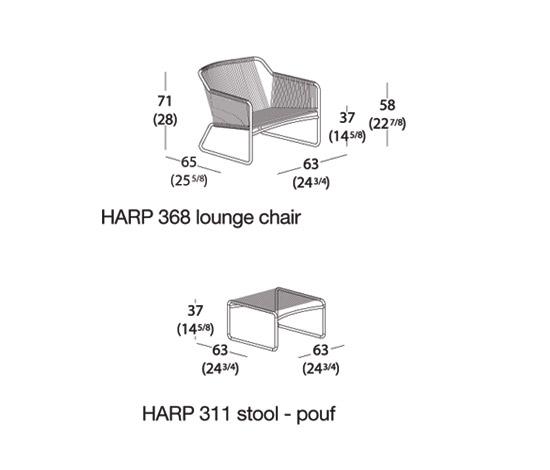 HARP 320 von Roda