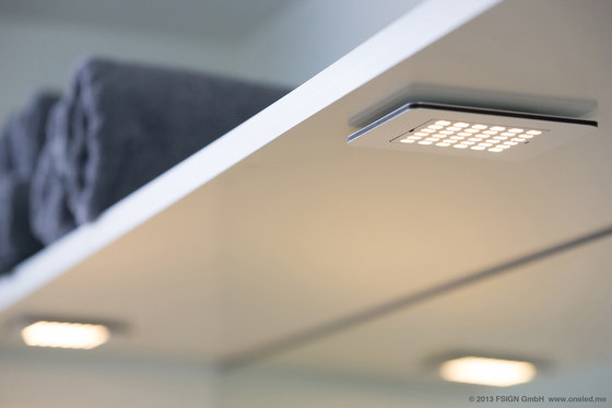 oneLED ceiling luminaire direct di oneLED