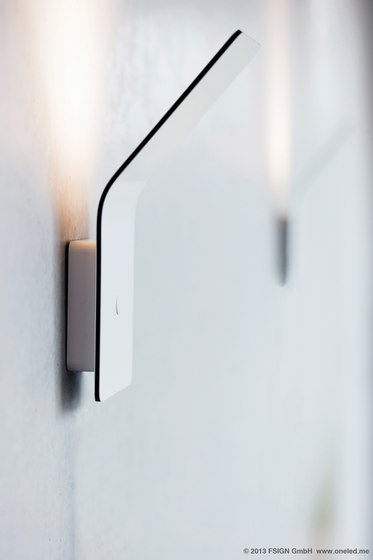 oneLED wall luminaire indirect di oneLED