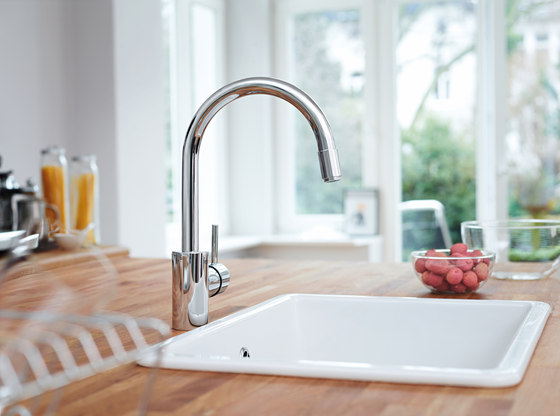 "Concetto Single-lever sink mixer 1/2"" by GROHE"