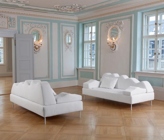 coupole bleue Sessel von Brühl