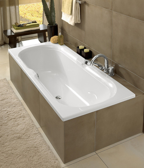 Rebana Baths oval by Villeroy & Boch
