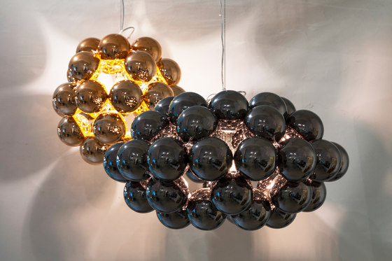 Beads Octo Copper Pendant by Innermost