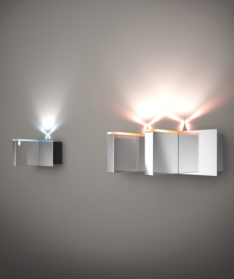 Match 2 wall lamp by Quasar