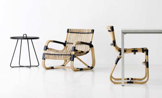 Curve Lounge Chair di Cane-line