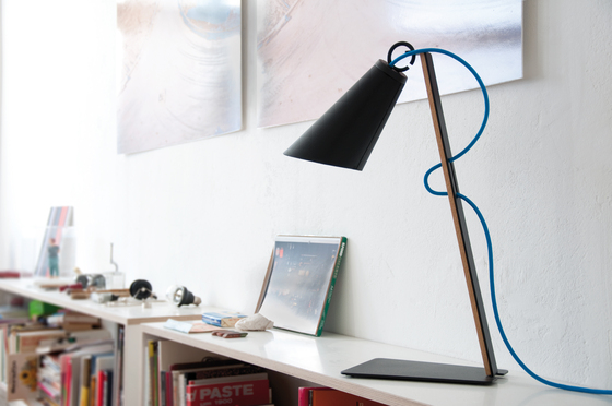 PIT | table lamp by Domus