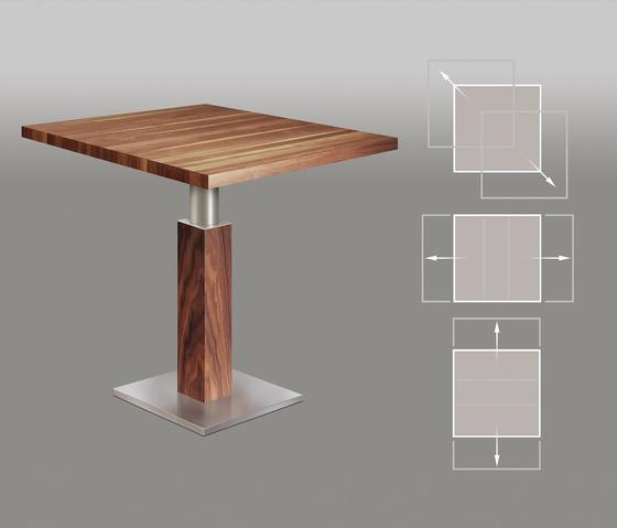 Bistrotisch von schulte design produkt for Bistrotisch design