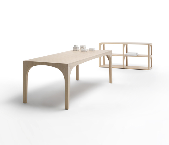 Portico table de Living Divani