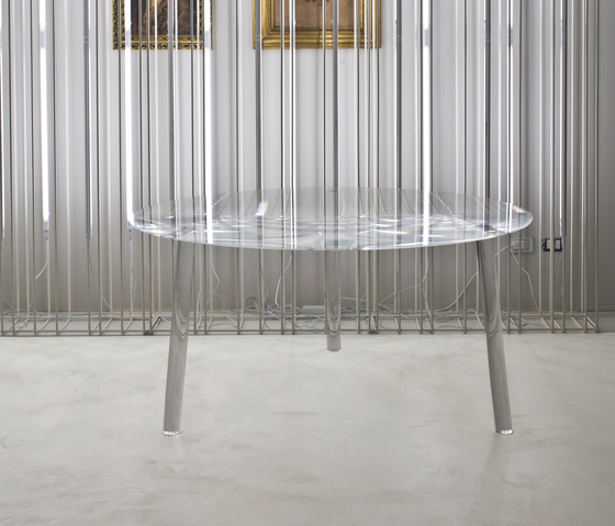 Drop table de Living Divani
