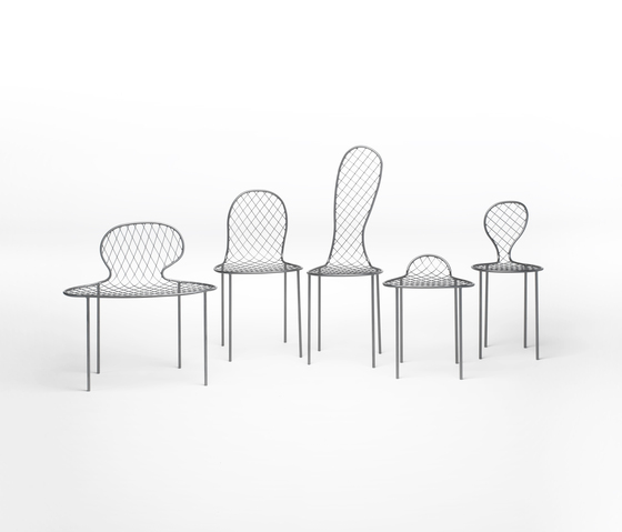 Family chair di Living Divani
