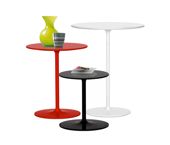 Poppy 38 Side Table by Rexite