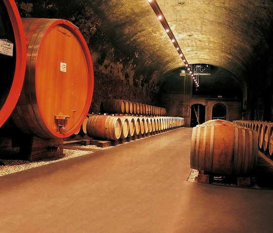 Caldaro Winery by ewo