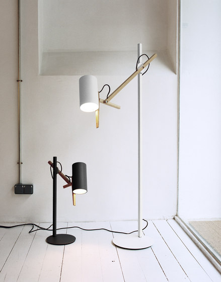 Scantling Floor lamp de Marset