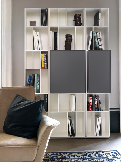 wohnw nde aufbewahrung flex regalsystem piure for use. Black Bedroom Furniture Sets. Home Design Ideas