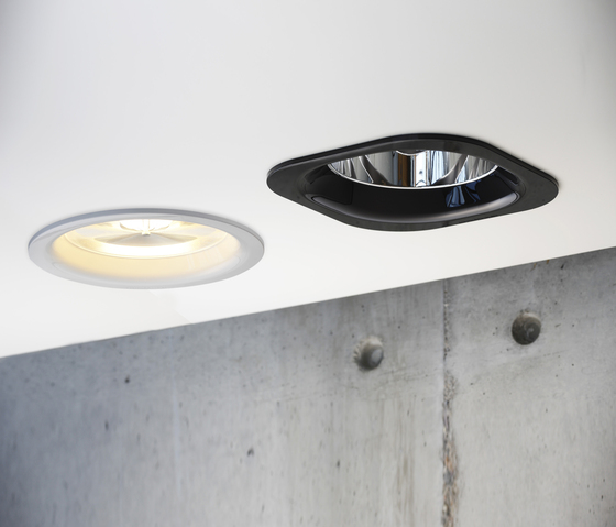 XT Downlight HCI Square by Tobias Grau