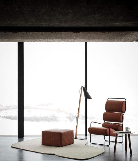 Sancarlo armchair di Tacchini Italia