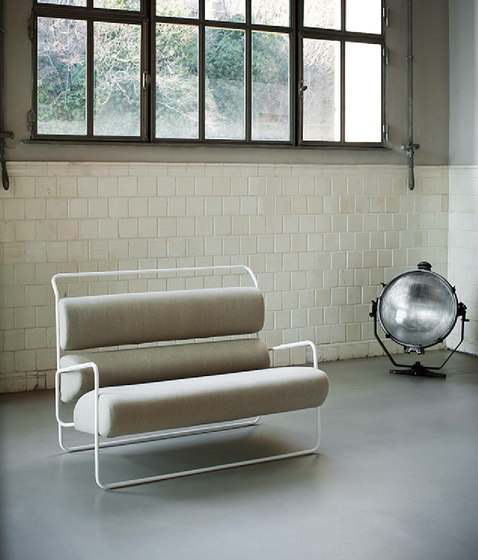 Sancarlo armchair de Tacchini Italia