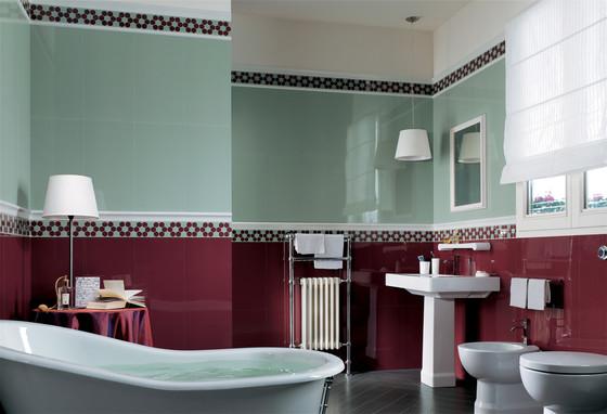 Visionary Esagono Beige Marrone Mosaico Listello* di Fap Ceramiche