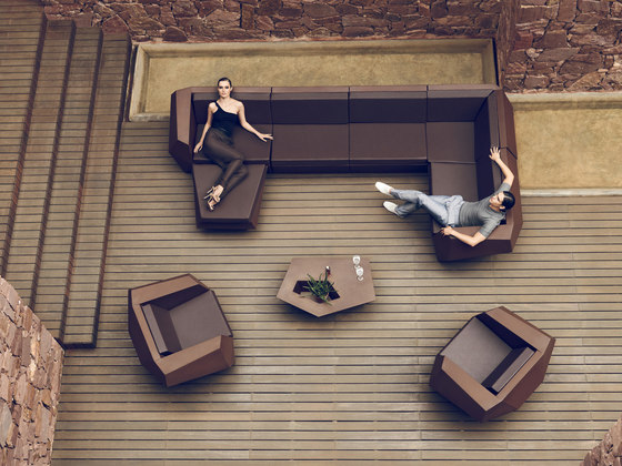 Faz table by Vondom