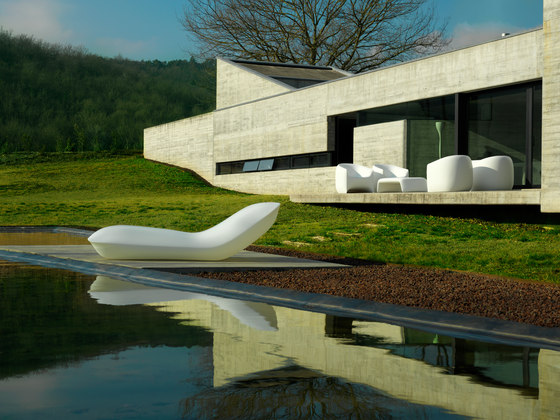 Pillow daybed de Vondom
