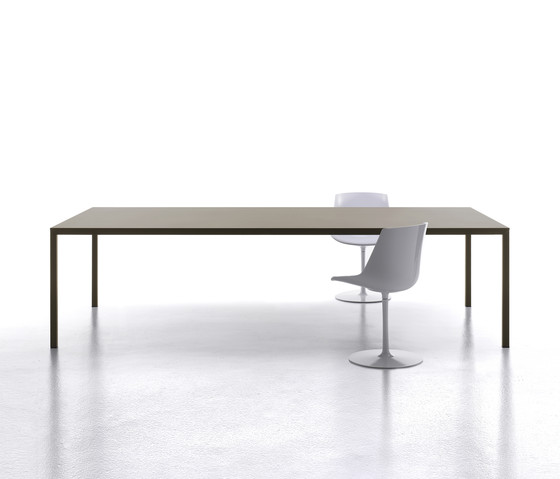 Steel Table de MDF Italia