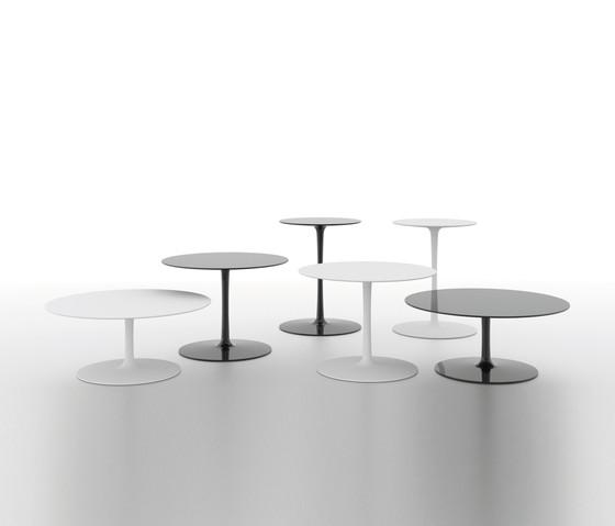 Flow low table de MDF Italia