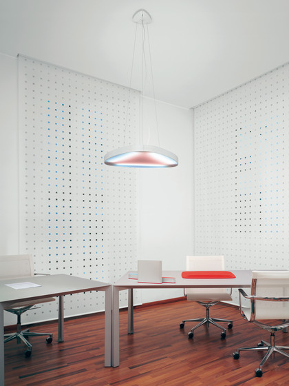 Trifluo suspension lamp by Artemide