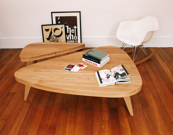 Coffee Table S/M/L by Hansen
