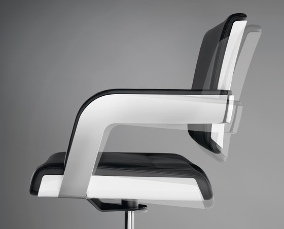 CHARTA Executive task chair by König+Neurath
