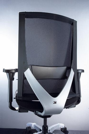 OKAY Visitors chair by König+Neurath