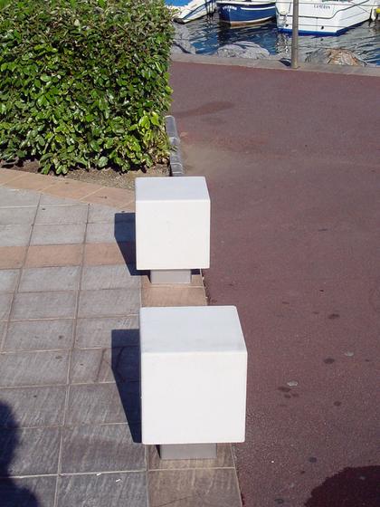 Lauki Chair by Onn Outside