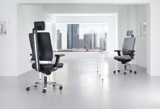 SENSONA Swivel chair di König+Neurath