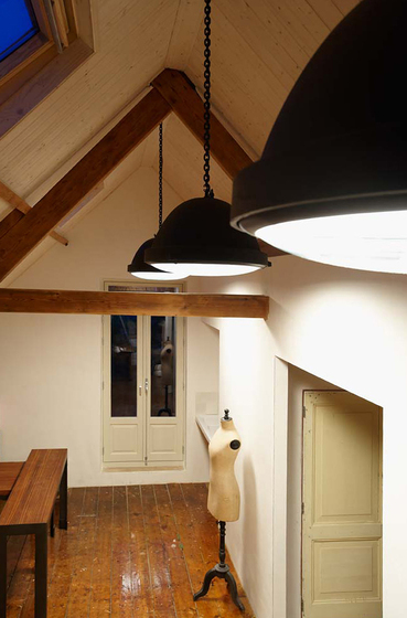 Outsider XL - pendant lamp von Jacco Maris
