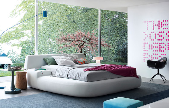 Big Bed bed by Poliform
