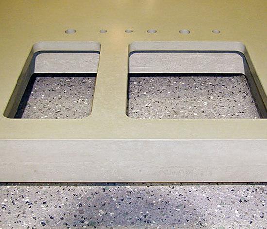 Kuchenarbeitsplatte beton zement kuchenarbeitsflachen for Küchenarbeitsplatte beton