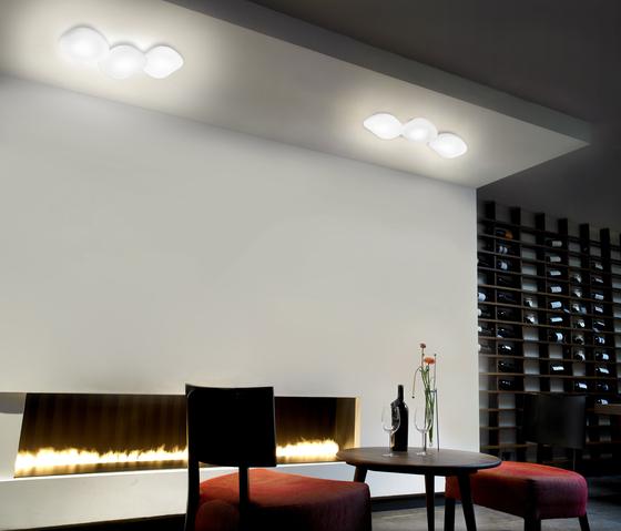 Skata Wand-/Deckenleuchte von LEDS-C4