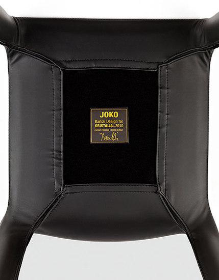 Joko cuir de Kristalia