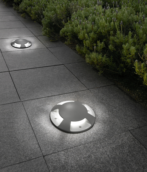 Xena Recessed floor light by LEDS-C4