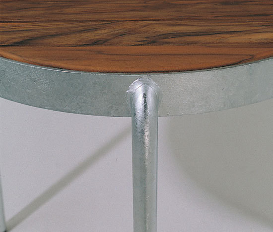 Brazil table by Magnus Olesen