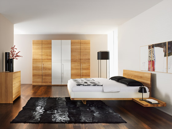 riletto bed by TEAM 7