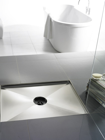 ACO ShowerDrain Walk-in TZ Ablaufkörper by ACO Haustechnik